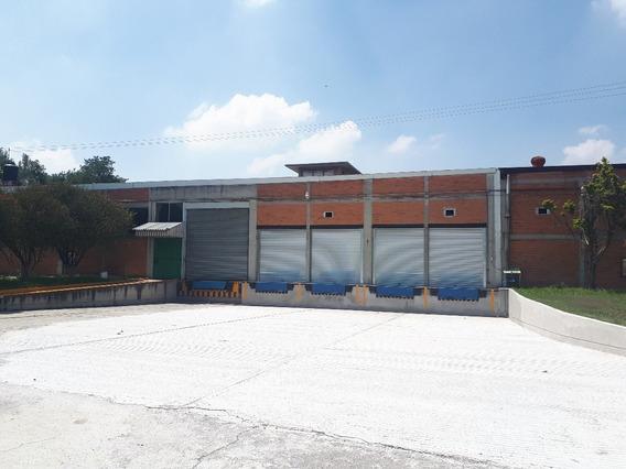 Planta Industrial En Venta. Cuautitlán. 75,600 M2