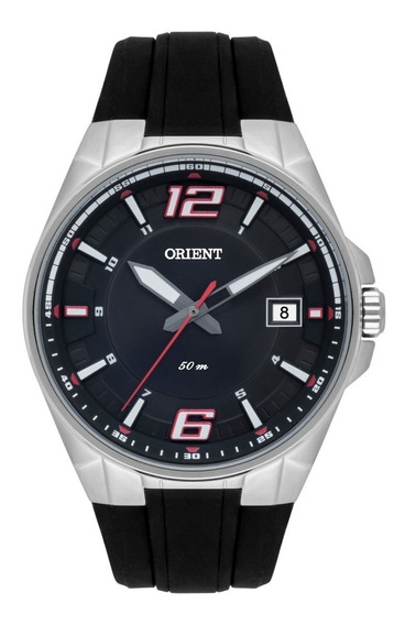 Relógio Orient Masculino Mbsp1027 G2px Aço Analogico