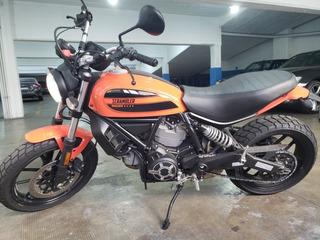 Scrambler Ducati Sixty2 400cc Como Nueva!