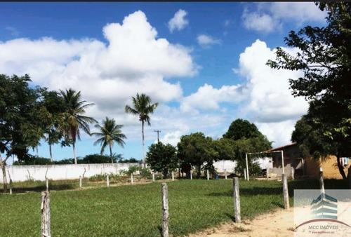 Imagem 1 de 6 de Venda Terreno Condomínio Fechado Monte Alegre Rn
