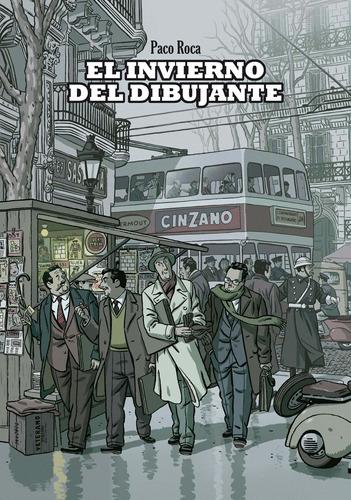 El Invierno Del Dibujante, Paco Roca, Astiberri