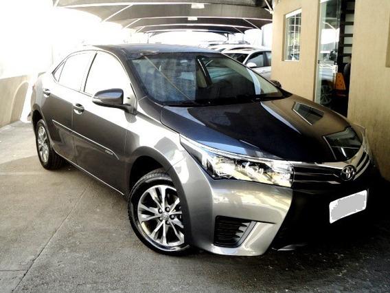 Toyota Corolla 1.8 Gli Flex 4 Portas Automaico