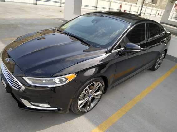 Ford Fusion 2.0 Titanium At 2017