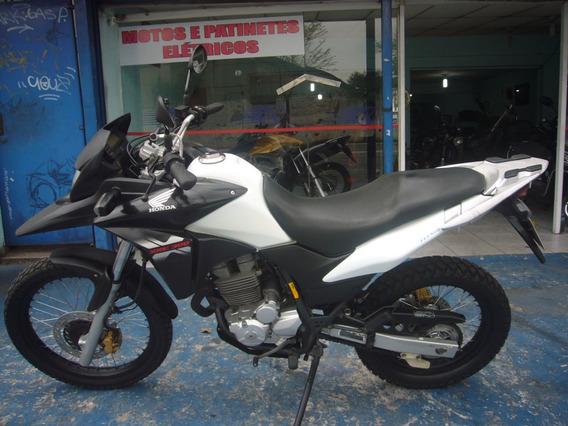 Honda Xre 300 2015 Flex One Branca R$ 13.999 Troca Financia