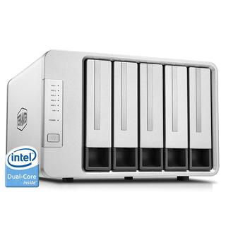 Terramaster F5-221 Nas 5-bay Cloud Storage Intel Plex Media