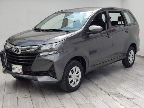 Imagen 1 de 15 de Toyota Avanza Le 2020 Automatica Factura Agencia Unico Dueño