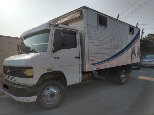 Mb 912 1993 Bau Para Cavalos