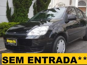 Ford Fiesta 1.0 Street 5p Menos Ar 2º Dono