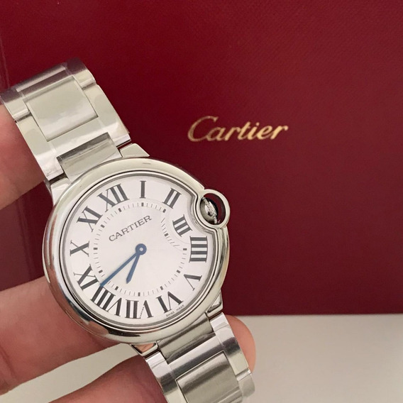 Cartier Ballon Bleu 36mm 2019 -