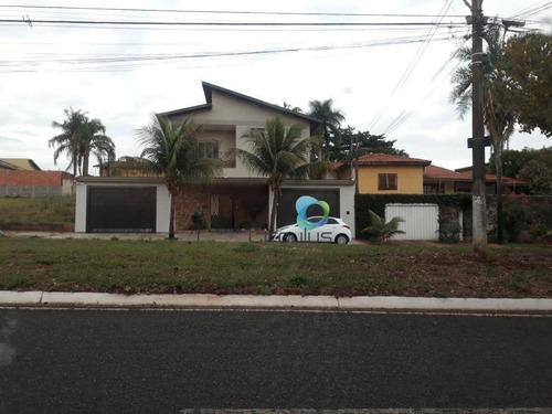 Casa Com 3 Suítes À Venda, 404 M²  - City Ribeirão - Ribeirão Preto/sp - Ca0931