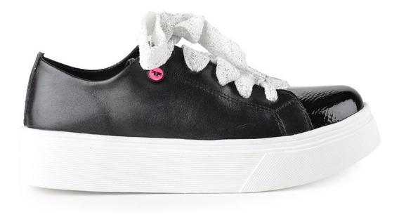 Zapatillas De Mujer De Cuero Zapatos Mule Lazio - Ferraro