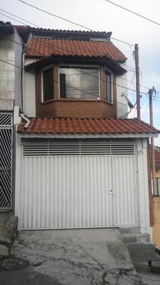 Sobrado Com 240,00 Mts², 4 Dormitórios À Venda, Por R$ 532.000 - Parada Inglesa - São Paulo/sp - So1962