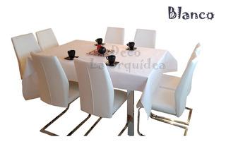 Mantel De Ecocuero 2.00x1.40mts Somos Fabricantes 12 Colores
