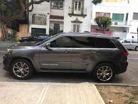 Jeep Grand Cherokee 6.4 Srt 4x4 Mt - Impecable !!