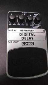 Pedal Digital Delay Dd400 Usado