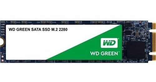 Hd Ssd M.2 M2 Sata Wd Green 480gb Para Pc Gamer