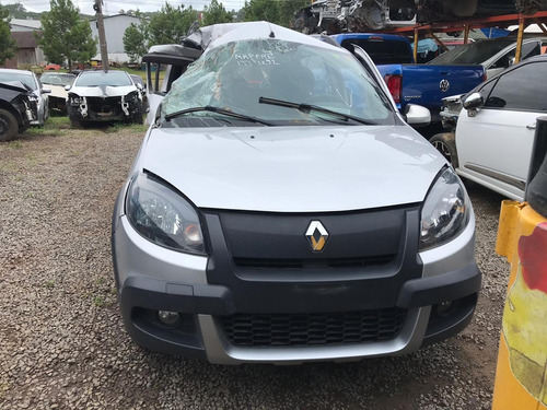 Renault Sandero Stepway 2012 1.6 Sucata Rs Peças Farroupilha