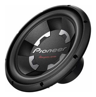 Combo Pioneer Sub Ts-300s4 + Ampli Gm-a3702 + Caja +cables