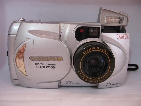 Câmera Olympus D-460 Funcionando 100% Ver Fotos