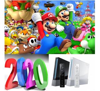 Wii 160, A Elegir 50 De Wii 30 De Gamecube+5300 Clásicos.