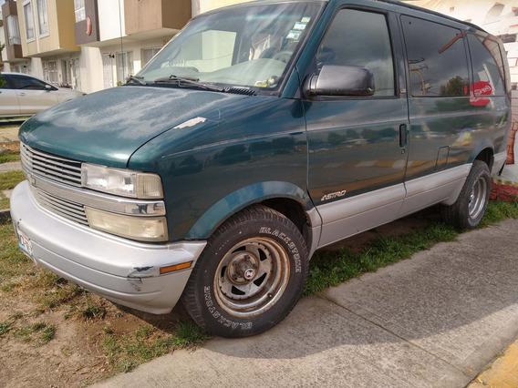 Astro Van Modelo 97