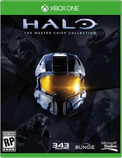 Halo: The Master Chief Collection - Xbox One - Key Codigo