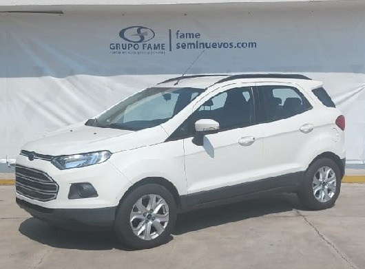 Ford Eco Sport 4x2 Aut 5 Puertas
