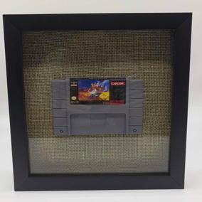 Quadro 3d Súper Nintendo Aladdin