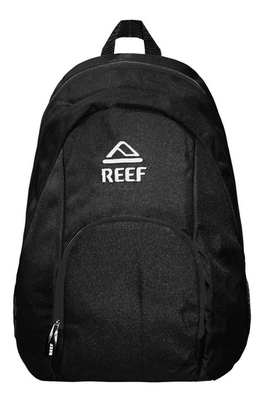 Mochila Reef Rf 714 Porta Notebook 17,5 Litrs Original Negra