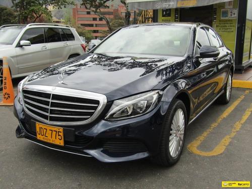 Imagen 1 de 14 de Mercedes-benz Clase C 2.0 Cgi Exclusive