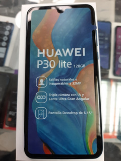 Huawei P30 Lite 128gb+ 4ram Garantia Liberado Tienda Fisica
