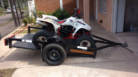 Vendo Honda Fourtrax Trx 200 1995 Con Trailer Impecable.!!!