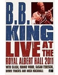 B.b King Live At Royal Albert Hall 2011 Dvd Nuevo Slash Imp