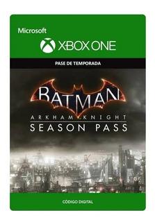 Season Pass Batman Arkham Knight