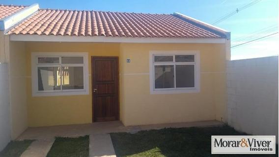 Casa Para Venda Em Fazenda Rio Grande, Estados, 2 Dormitórios, 1 Banheiro, 2 Vagas - Faz3988
