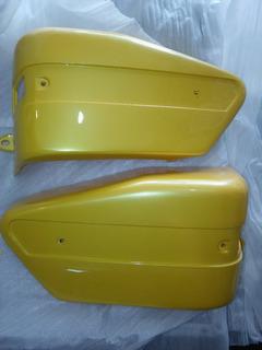 Cachas Guerrero Gmx 150 Juego Color Amarillo, Rojo O Negro