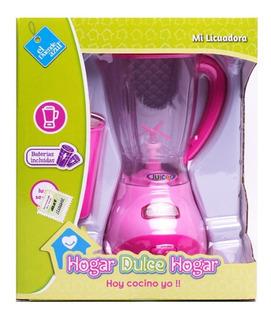 El Duende Azul Mi Licuadora Con Luz Y Sonido Toy 6461