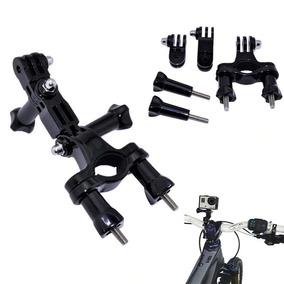 Suporte Abraçadeira Guidões Universal Bike Gopro 5 6 7