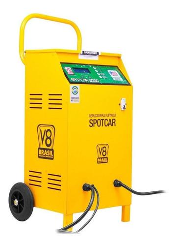 Imagem 1 de 5 de Repuxadeira Elétrica Spotter Spotcar 3000 19kva 220v V8