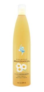 Shampoo De Manzanilla Aclara Naturalmente Tu Cabello