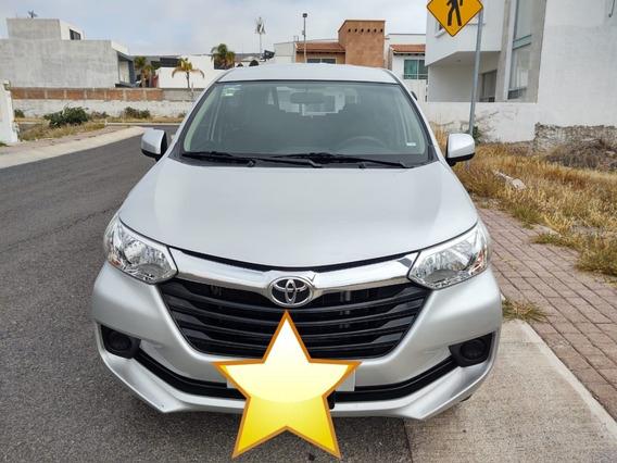 Toyota,avanza Le At 2018