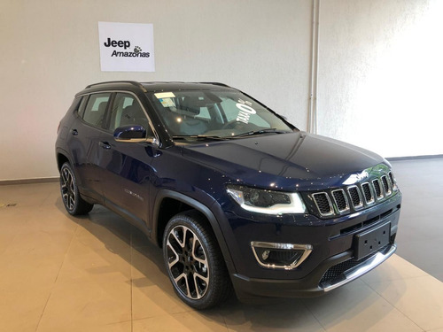 Jeep Compass Limited At 2.0 Flex 20/21