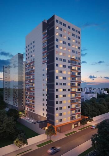 Imagem 1 de 15 de Apartamento 1 E 2 Dormitórios, Áreas De Lazer Ao Lado Metrô Brás - 265