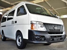 Nissan Urvan 2010 Nunca Servicio Publico