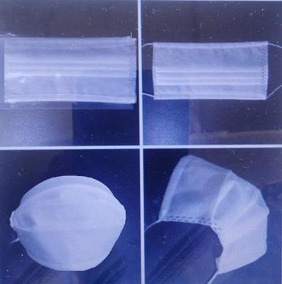Mascarilla Quirúrgica En Caja/ Color: Blanco