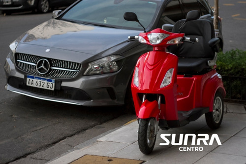 Triciclo Electrico Sunra Litio Usado 580 Km = A Nuevo / A