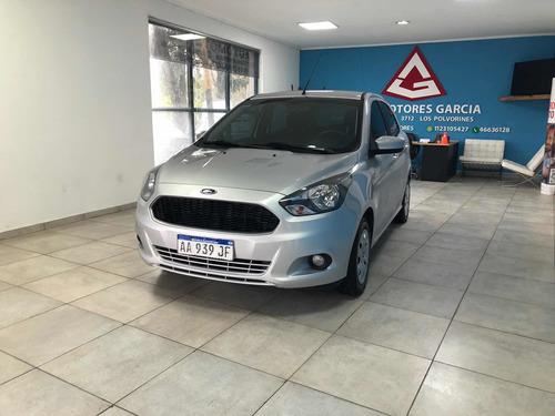 Imagen 1 de 8 de Ford Ka 1.5 Se 2016