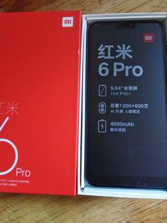 Celular Xiaomi Redmi 6 Pro
