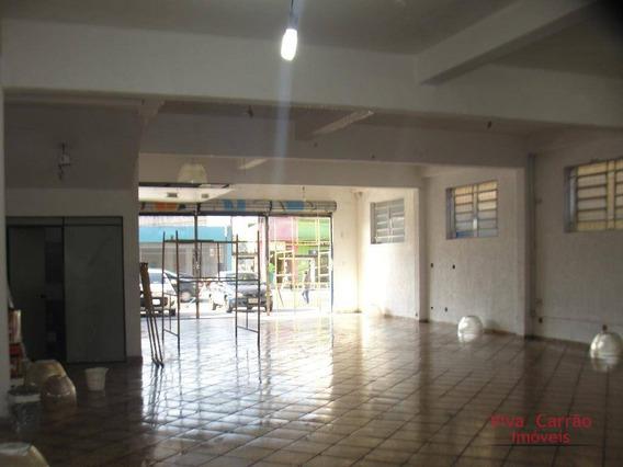 Prédio Comercial Para Locação, Vila Formosa, São Paulo. - Pr0017