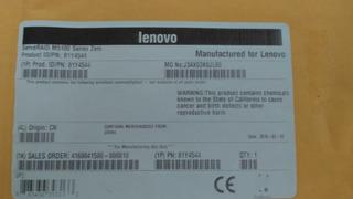 Serveraid M5100 Series Zero Cache/raid 5 Upgrade - 81y4544